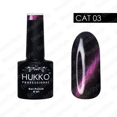 Гель-лак Hukko CAT №03 8мл