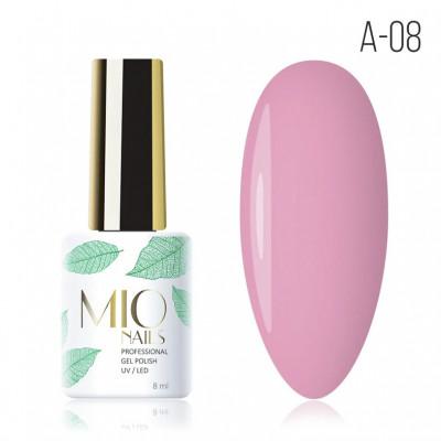 Гель-лак A-08. Барби Mio Nails