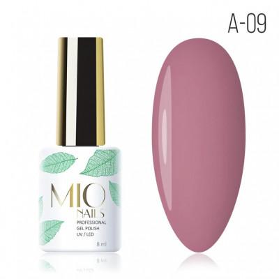 Гель-лак A-09. Наслаждение Mio Nails