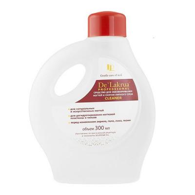 Обезжириватель для ногтей  - 300 мл Cleaner - sanitizer
