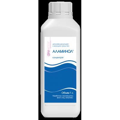 Аламинол средство для дезинфекции флакон 1 л