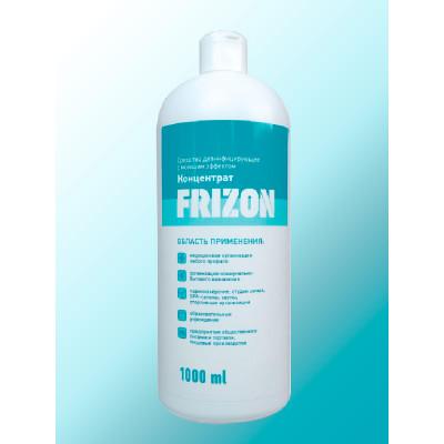 FRIZON концентрат Средство дезинфицирующее с моющим эффектом 1000 мл.