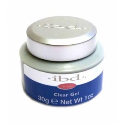 IBD Clear Gel 28гр. - прозрачный укрепляющий гель