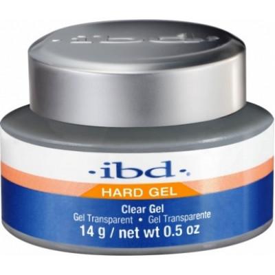 IBD Clear Gel 14мл - прозрачный гель для укрепления
