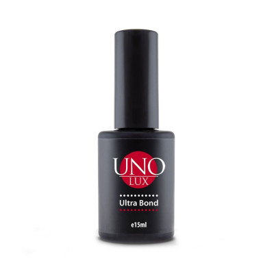 Uno Lux, Бескислотное грунтовочное покрытие Ultra Bond — «Двусторонний Скотч», 15мл.
