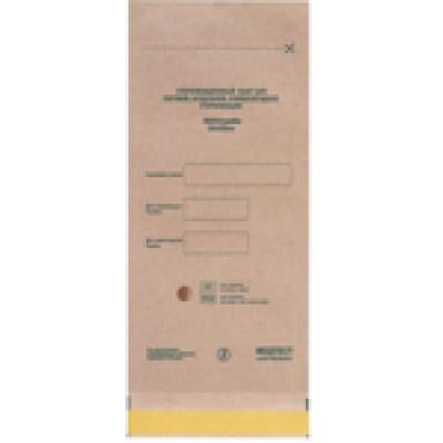 Крафт-пакеты для стерилизации 75*150 мм (100 шт)